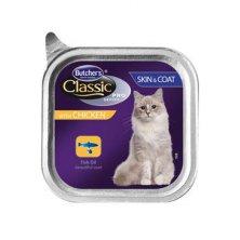 Butcher´s Cat Pro Series Sking&Coat kuřecí vanička 85g