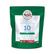 NUTRO Dog Limited Ingredient Adult Small Lamb 1,4kg