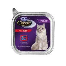 Butcher´s Cat Pro Series Indoor hovězí vanička 85g