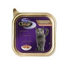 Butcher´s Cat Pro Series Del.Dinner losos vanička 85g