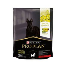 ProPlan Dog Adult Defence Sm&Mini hovězí 700g