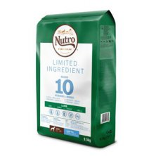 NUTRO Dog Limited Ingredient Adult Large Lamb 9,5kg