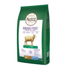 NUTRO Dog Grain Free Puppy Large Lamb 11,5kg