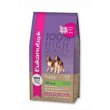 Eukanuba Dog Puppy&Junior Lamb&Rice 2,5kg