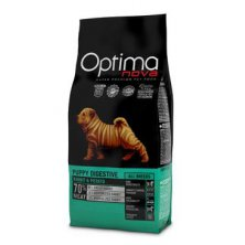 Optima Nova Dog GF Puppy digestive 12kg