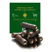 Essential Finest Venison Duck Sausages