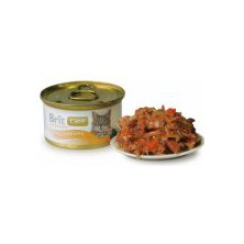 Brit Cat konz Brit Fish Dreams Tuna , Carrot & Pea 80g