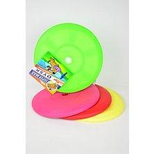 Hračka pes Disk MAX Super aport plovací Vanil.18 cm SP