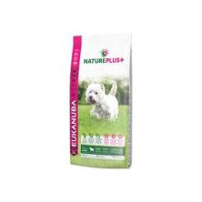 Eukanuba Dog Nature Plus+ Adult Small froz Lamb 2,3kg