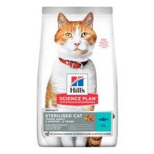 Hill´s Fel. Dry Adult Young Sterilised Cat Tuna 1,5kg