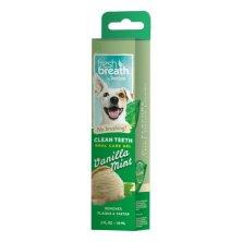 TROPICLEAN čistící gel na zuby vanilka 59ml