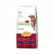 TRAINER Natural Cat Adult kureci 10kg