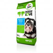 Dogs love Adult Mini 10kg