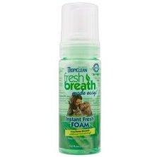 Tropiclean mentolová pěna Fresh Mint 130ml