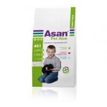 Asan Pet Family Aloe podestýlka pro hlodavce 45l