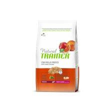 TRAINER Natural Med.Puppy&Junior čerstvé kuře 12kg