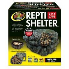 ZMD skrys Repti Shelter 3v1 Cave L