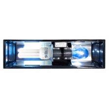 ZMD kryt na osvetl.Nat.Terrar. 2x60W 45cm