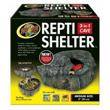 ZMD skrys Repti Shelter 3v1 Cave M