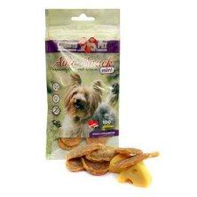 Pochoutka pes Drůbeží maso se sýrem MINI 50g