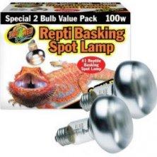 ZMD vyhriv.lampa Basking Spot 2ks 100W