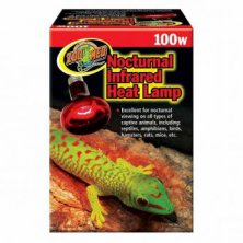 ZMD infra.lampa Red 100W
