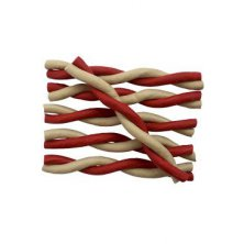 "Magnum Twisted Stick 5""  red / white 50ks"