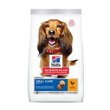 Hill´s Can.Dry SP Oral Care Adult Medium Chicken 12kg