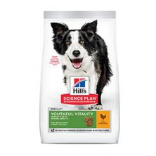 Hill´s Can.Dry SP Mature Adult7+YoutVital M Chick2,5kg