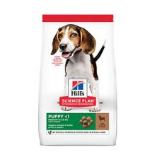 Hill´s Can.Dry SP Puppy Medium Lamb&Rice 14kg