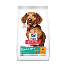 Hill´s Can.Dry SP Perf.Weight Adult Small Chicken 6kg
