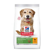 Hill´s Can.Dry SP Mature Adult7+YoutVital S Chick1,5kg