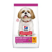 Hill´s Can.Dry SP Mature Adult7+Small&Mini Chicken6kg