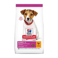 Hill´s Can.Dry SP Puppy Small&Mini Chicken 1,5kg