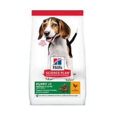 Hill´s Can.Dry SP Puppy Medium Chicken 2,5kg