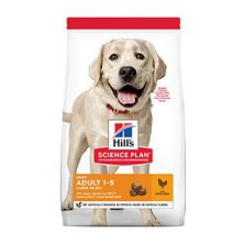 Hill´s Can.Dry SP Light Adult Large Chicken 2,5kg