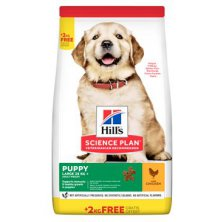 Hill´s Can.Dry SP Puppy Large Chicken 12,5+2kg