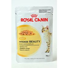 Royal canin Kom.  Feline Int. Beauty kaps ve šťávě 85g