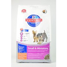 Hill´s Canine  Dry Mature Adult Small Miniature 1,5kg