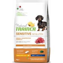 Trainer Sensitive No Gluten Adult Mini jehně+rýže 7kg