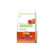 TRAINER Natural Medium Adult Ryba a rýze 12kg