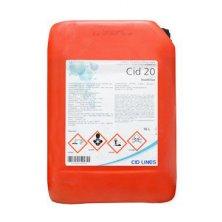 Cid 20 sol 10l dezinfekce stájí