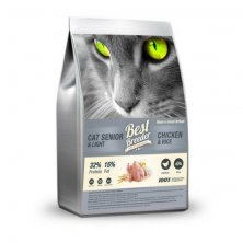 Best Breeder Senior Cat / Light Rich in Chicken and Rice 7,5 kg