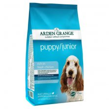 Arden Grange Puppy/Junior rich in fresh Chicken 12 kg