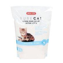 Podestýlka PURECAT silica kitten 5l Zolux