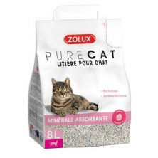 Podestýlka PURECAT scented absorbent 8l Zolux