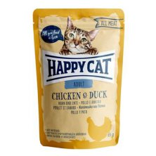 Happy Cat kapsa All Meat Adult Huhn&Ente 85g