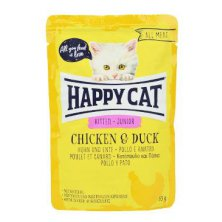 Happy Cat kapsa All Meat Junior Huhn&Ente 85g