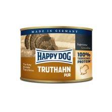 Happy Dog konzerva Truthahn Pur krůtí 200g