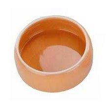 Miska hlod. keramická - oranžová Nobby 500 ml